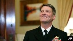Контр-адмирал Ронни Джексон (архивное фото)