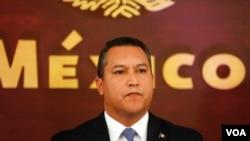 Mendagri Meksiko, Francisco Blake Mora tewas dalam kecelakaan helikopter (11/11).