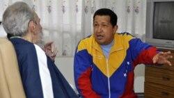 معاون هوگو چاوز: حال رييس جمهوری ونزوئلا رو به بهبود است