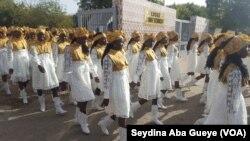 Reportage de Seydina Aba Gueye, correspondant VOA Afrique à Dakar