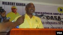 Abel Chivukuvuku da CASA CE