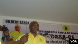 Angola Abel Chivukuvuku CASA CE