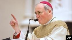 Uskup Katolik AS Richard Malone