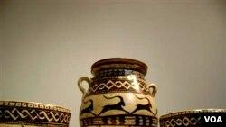 بخشی گنجینه موزه هنر امام علی تهران