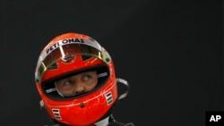 Michael Schumacher, 7 vezes campeão F1