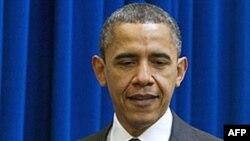 Tổng thống Barack Obama nói dự luật giảm thuế sẽ gia tăng số công ăn việc làm và giúp cho nền kinh tế tăng trưởng