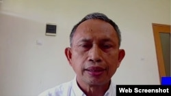 Didin Syafruddin, Direktur Riset PPIM UIN Syarif Hidayatullah, Jakarta. (Foto:VOA)