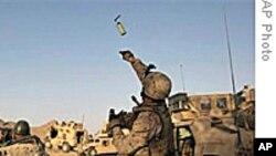 美国防部表示将扩大清剿塔利班行动