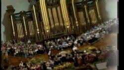 摩门教天幕合唱团