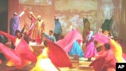 ڈرامہ 'دارا' کا آخری منظر