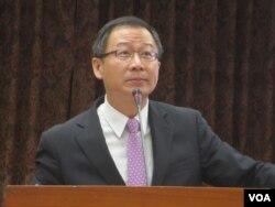 台湾在野党国民党立委吴志扬