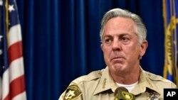 Alguacil jefe de la Policía Metropolitana de Las Vegas, Joseph Lombardo, aseguró que no hay evidencia de un segundo francotirador en el ataque de Las Vegas que dejó 58 muertos y más de 400 heridos.