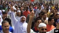 بحرین: فورسز نے مظاہروں کی نئی کوشش ناکام بنادی