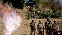 جنوبی وزیرستان میں فوجی چوکی پر حملہ