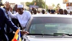 President Deby ka Tchiebow Ya Koura