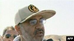 Заместитель командующего Корпусом стражей исламской революции Хосейн Салами (архивное фото)
