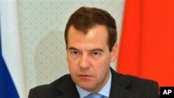 메드베데프 대통령