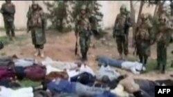 Những người ở Misrata bị lực lượng của ông Gadhafi bắt