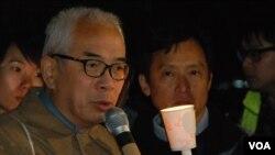時事評論員程翔認為,李慧玲事件打擊香港新聞自由及一國兩制 (美國之音湯惠芸)