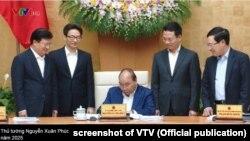 Thủ tướng Việt Nam Nguyễn Xuân Phúc ký phê duyệt quy hoạch báo chí, 2/4/2019