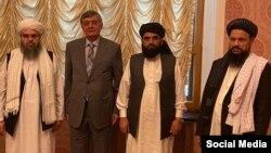 Phái đoàn Taliban được cử sang Nga.