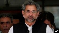 巴基斯坦总理阿巴西 (资料图片)