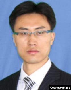 位于北京的卡内基-清华全球政策中心学者赵通(照片提供:赵通)