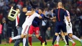 Ndeshja me Serbinë, 3 pikë Shqipërisë