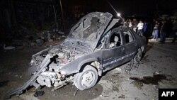Після вибуху замінованого автомобіля в Іраку