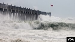 Rick es el séptimo ciclón de la actual temporada de huracanes, solamente en el área noroeste del Pacífico.