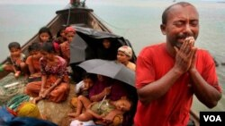 برما کے روہنگیا مسلمان