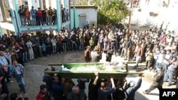 Antivladini protesti u Siriji se i dalje nastavljaju širom zemlje