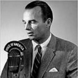 He became director of the Voice of America in nineteen fifty-eight