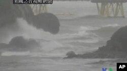 塔拉斯襲擊日本。