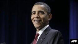 Tổng thống Obama nói việc phê chuẩn hiệp ước là một dấu hiệu của sự ủng hộ của cả hai đảng dành cho quyền lãnh đạo của Hoa Kỳ