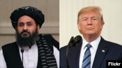 صدر ٹرمپ کا طالبان رہنما کو فون کرنا کسی بھی امریکی سربراہ کا طالبان سے یہ پہلا براہِ راست رابطہ ہے۔