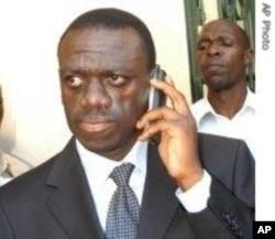 Main opposition FDC Chairman Kizza Besigye