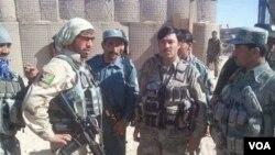 مرزبانان افغان روز جمعه با نظامیان پاکستانی در سپین بولدک درگیر شدند