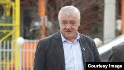 Milomir Savčić, predsjednik Boračke organizacije RS, dolazi u Sud BiH.