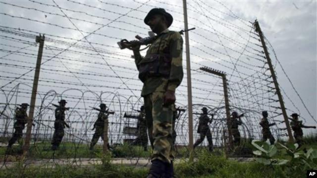 Patrola na indijsko-pakistanskoj granici