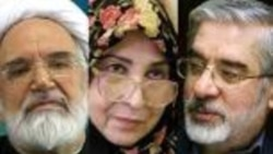 Release Iranian Green Movement Leaders