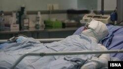تصویری از سهیلا جورکش، یکی از قربانیان اسیدپاشی اصفهان