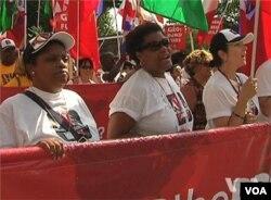 Konferensi AIDS Sedunia mulai digelar di Washington DC, Minggu (22/7).