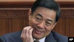 前重庆市委书记薄熙来3月5日在人大会议上