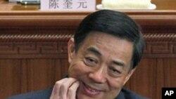 重庆市委书记薄熙来3月5日在人大会议上