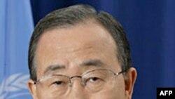 Tổng thư ký Liên hiệp quốc Ban Ki-moon kêu gọi sự bình đẳng giới tính nhân Ngày Phụ Nữ