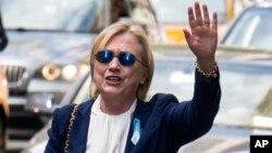 Hillary Clinton, 11 de Setembro, 2016