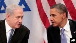Presiden AS Barack Obama dan PM Israel Benjamin Netanyahu telah membahas rencana kunjungan itu dalam percakapan telepon akhir Januari (foto: dok).