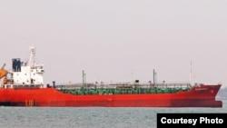 Tàu Sunrise 689 thuộc Công ty Cổ phần đóng tàu thủy sản Hải Phòng.