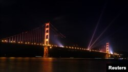 پل گلدین گیت در سانفرانسیسکو